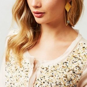 Anthropologie Sweaters - Paillette Cardigan